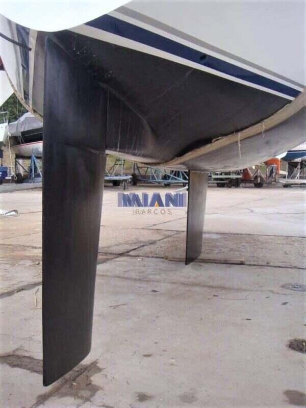 velero Plenamar 23. @mianibarcos