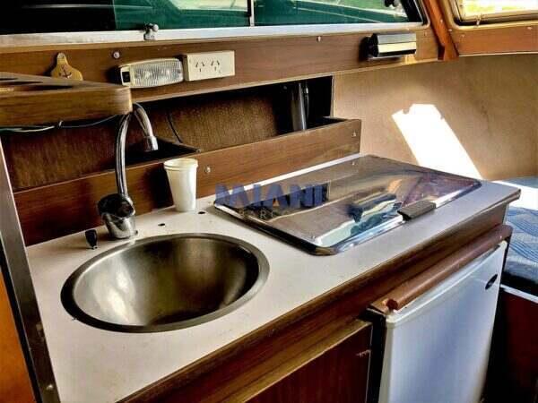 Crucero Revel Craft 25. @mianibarcos
