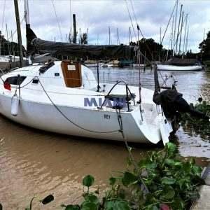 velero Del Plata 24.5 XL @mianibarcos